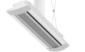 Titus introduced an integrated chilled beam system that combines the efficiencies of chilled beams and LED lighting into one unit.
