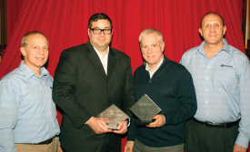 Berner Intl. Corp. Honors Manufacturer's Representatives at AHR Expo