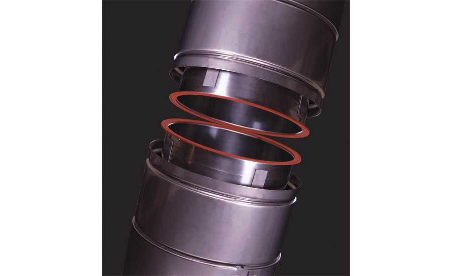 Schebler Chimney Systems: Leak-free Venting