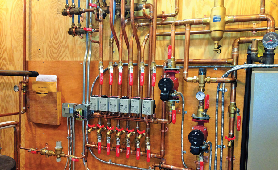 Hydronic Zoning Offers Exceptional Comfort Versatility