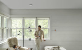 By offering smart thermostats residential HVAC contractors are capitalizing on a gateway into potential new customers' homes