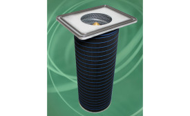 Camfil Air Pollution Control: Dust Filter