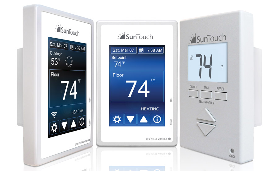 Suntouch, a Watts Water Technologies Co.: Radiant Control