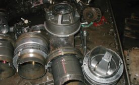 The two most common causes of compressor failure are loss of lubrication and slugging, according to Brainerd Compressor Inc.