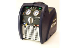 Bacharach offers the ECO-2020™ refrigerant recovery machine, a compact unit that is designed to efficiently and quietly recover all chlorofluorocarbon (CFC), hydrofluorocarbon (HFC), and hydrochlorofluorocarbon (HCFC) nonflammable refrigerants.