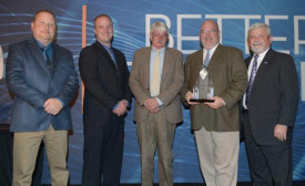Emcor Services Aircond Named Aflac Partner of the Year