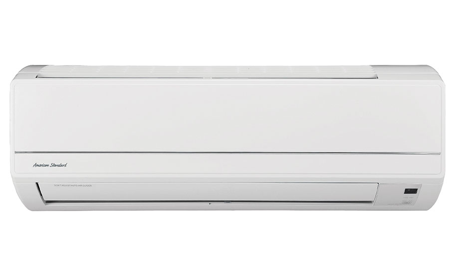systems designed to keep customers cool 2016 04 11 achrnews american standard model 4mxw27 indoor air handler 4txk27 outdoor ductless heat pump