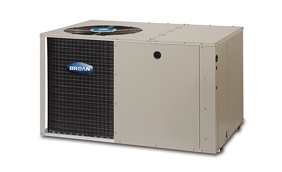 Broan Model: P7RE packaged air conditioner