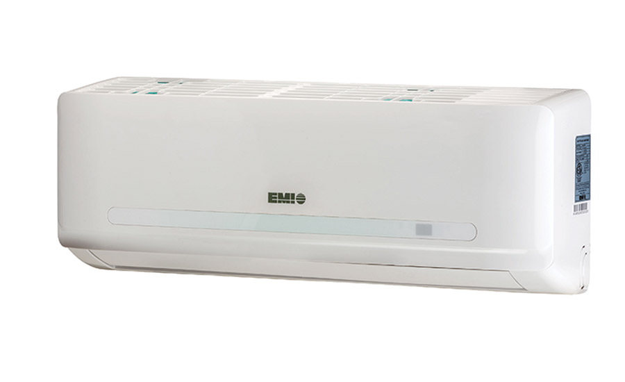 EMI Model: I-verter ductless heat pump, single and multi zone