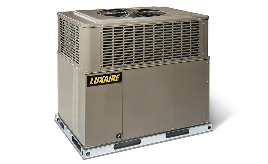 Luxaire Model: LX Series PCG4 residential package equipment