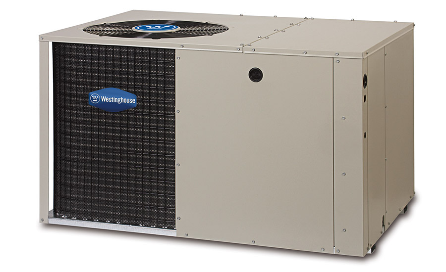 Westinghouse Model: P7RE packaged air conditioner