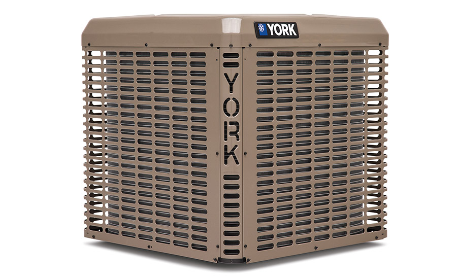 York Model: LX Series residential split-system air conditioners, YCS