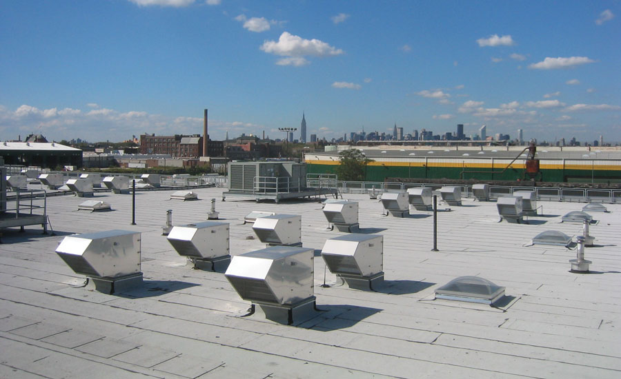 Howden American Fan : Increasing awareness influences new ventilation products