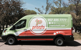 Wade Sedgwick, president of Pronto Heating & Air Conditioning in Edina, Minnesota, and his brother, Greg Sedgwick, sold their family name to Service Experts.