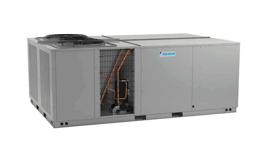 Daikin Unitary: DCG/C 25-ton gas heat and cooling-only packaged rooftop unit