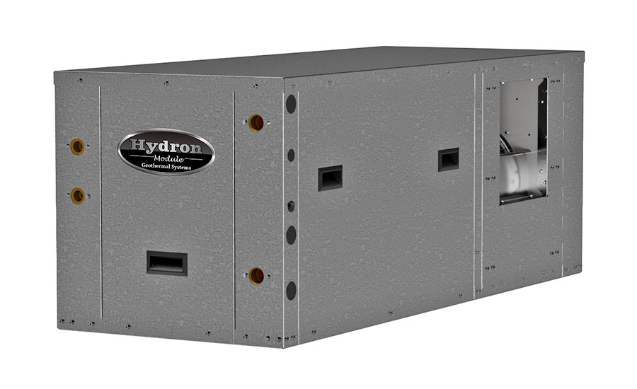 Hydron Module: Commercial Series, HZT 024 - 072 horizontal package water-source geothermal heat pump