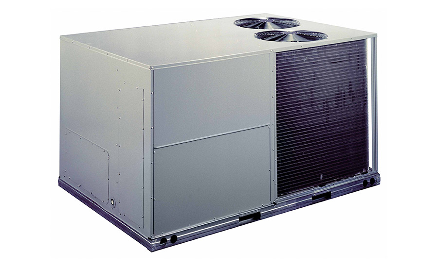 summer heat no match for hvac cooling equipment  icp commercial rah 090 150 packaged air conditioner