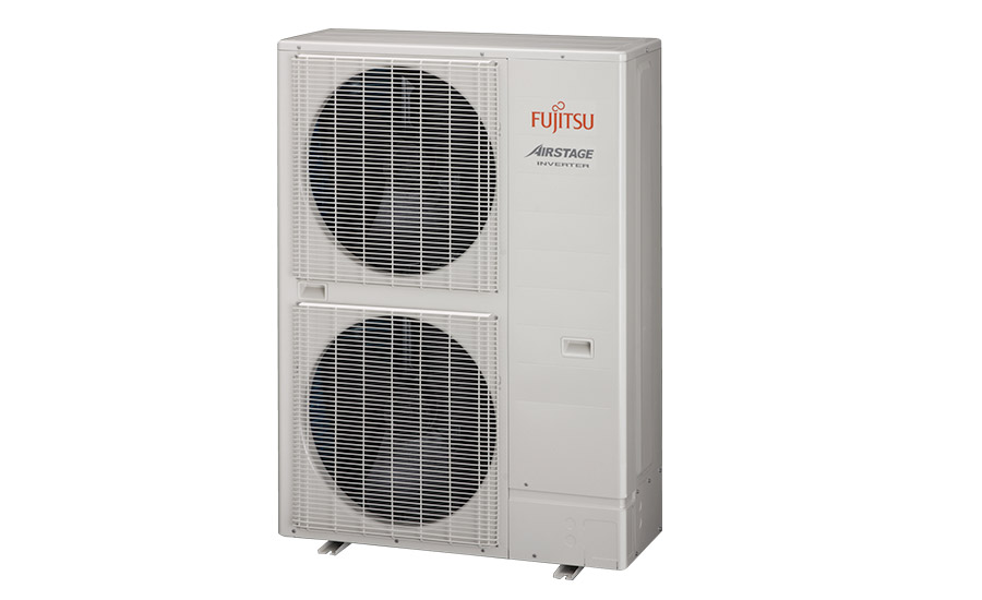 summer heat no match for hvac cooling equipment  airstage j ii series heat pump