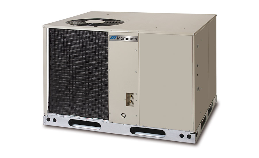 Mammoth: P8SE packaged three-phase air conditioner