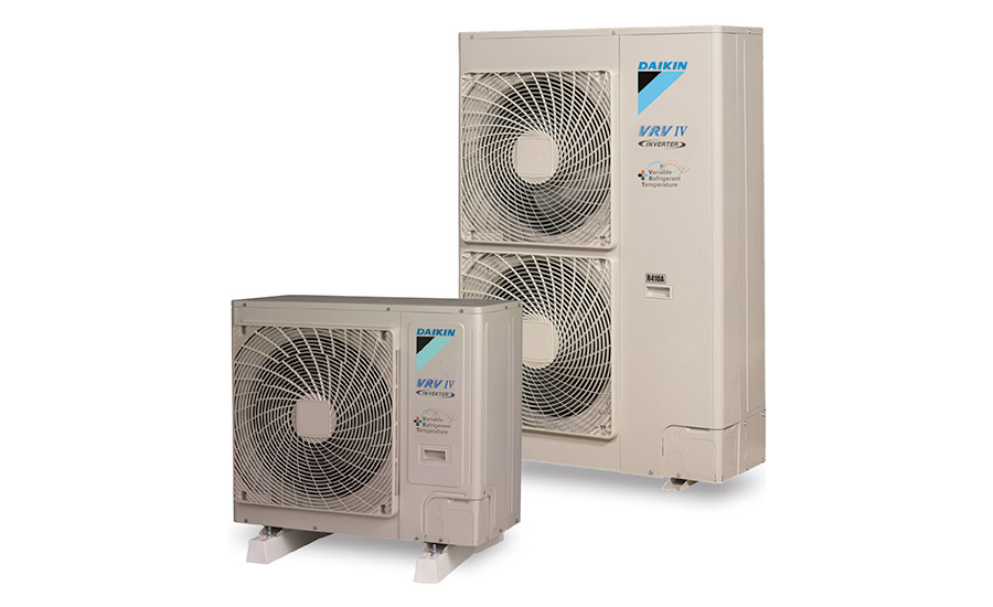 Day & Night: RAH 090-150 packaged air conditioner