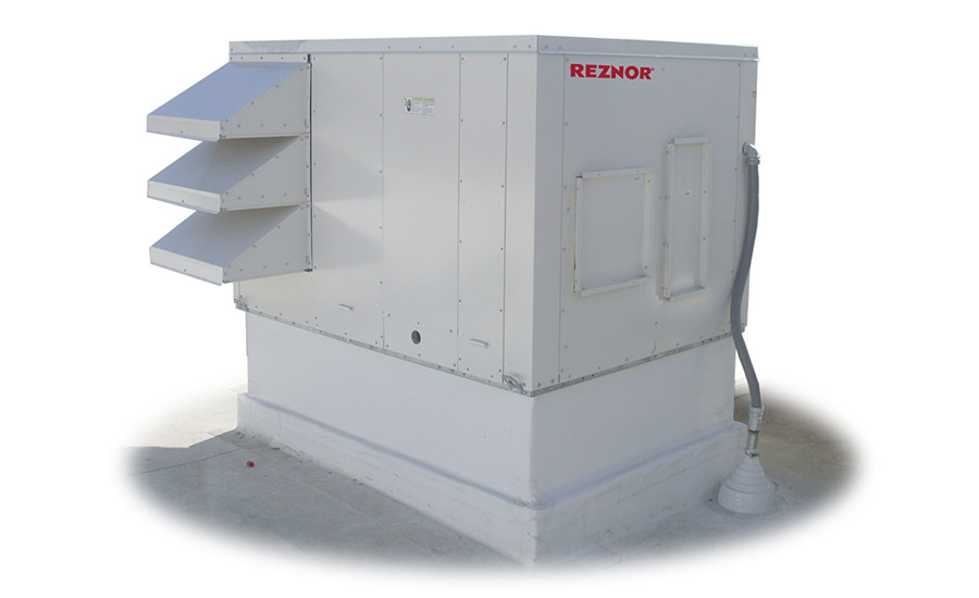 Reznor: Z62e Series dedicated outdoor air unit