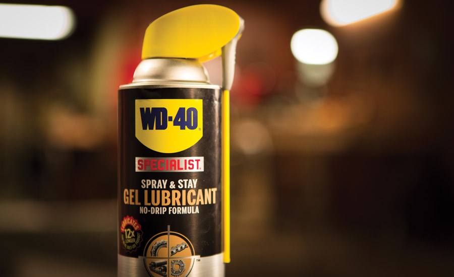 WD-40 Co.: Gel Lubricant