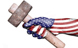 In today's global marketplace, very few products are 100 percent American made anymore.