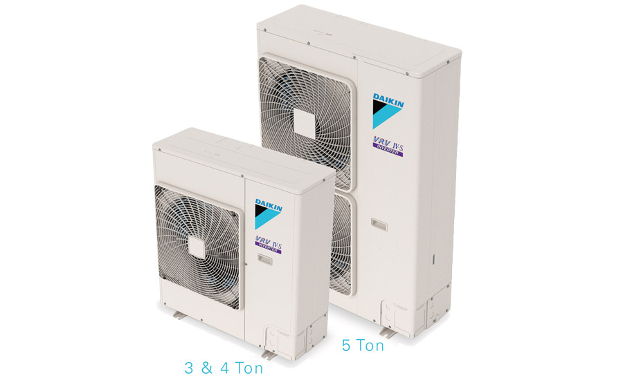 Daikin North America LLC: Commercial Heat Pump