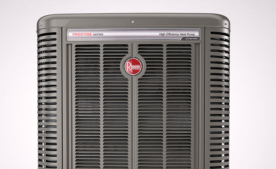 Rheem's Prestige Series Variable Speed Air Conditioners and Heat Pumps use advanced technology that is quiet, efficient, and long lasting.