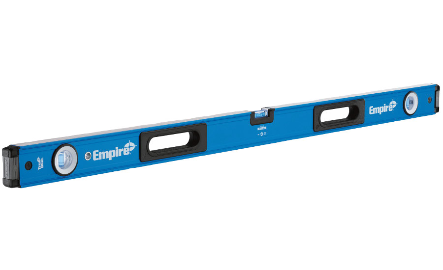 Empire Level, a division of Milwaukee Electric Tool Corp.: Box Levels