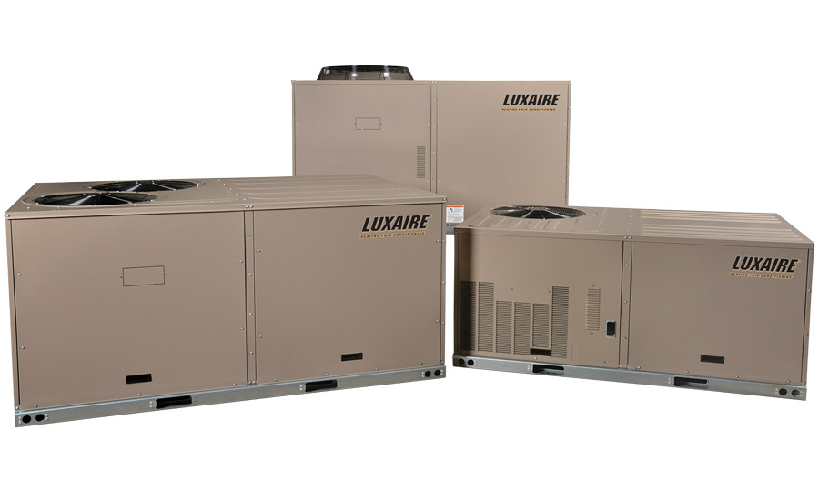 Luxaire Unitary Products: Heat Pump