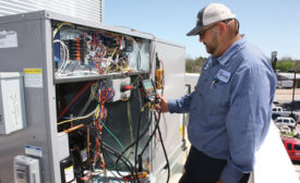 Preventive maintenance helps keep dirty condensers and evaporator coils clean and ensures operators and owners are aware when parts and components may be reaching the end of their lifespans.