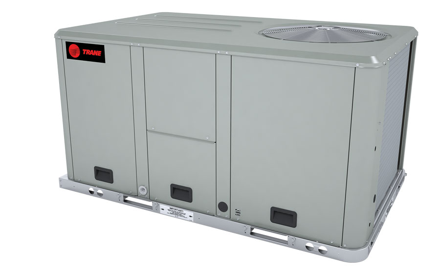 Precedent™ light commercial rooftop units feature eFlex™ variable-speed compressors and fans, which precisely match output to the cooling demands of the space for high EER and IEER.