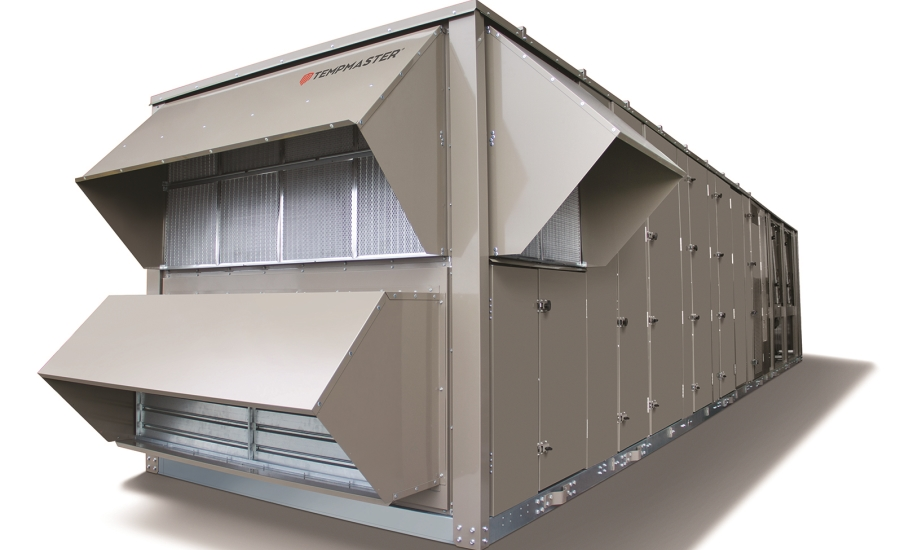 Good The TempMaster® OmniElite™ Rooftop Unit From Johnson Controls Inc. Features  Hot Gas Reheat