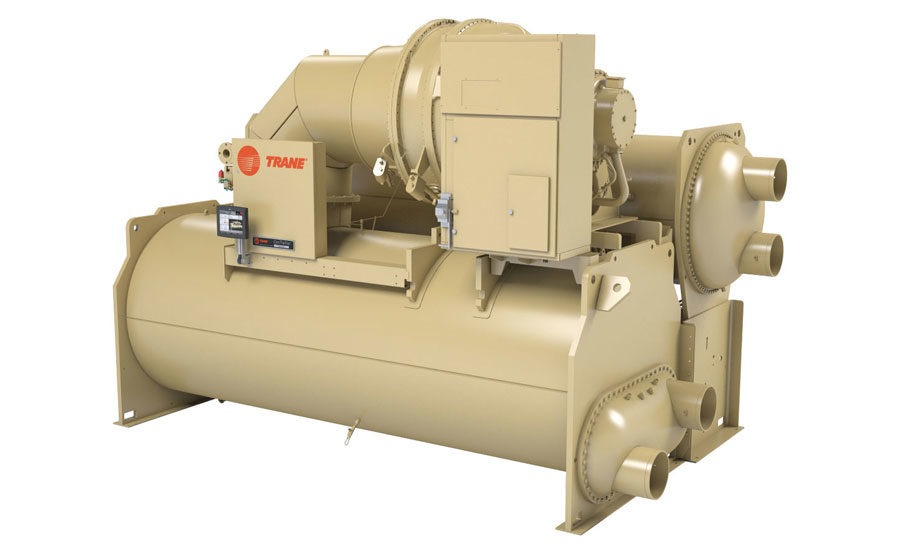 Trane Expands Centrifugal Chiller Line Offers Low Gwp