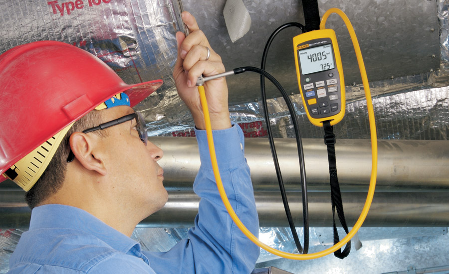 Fluke's 922 Airflow Meter/Micromanometer is one tool capable of taking static pressure readings. These readings are essential for evaluating a system's health and exposing poor installation practices.