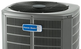 American Standard's AccuComfort Platinum 20 air conditioner runs at up to 700 stages, allowing homeowners complete control over temperature and humidity.