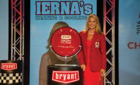 Ierna's Heating & Cooling Wins Bryant Award