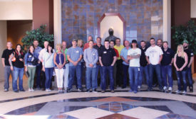16 contractors and their guests receive grand prize of all-expenses-paid trip
