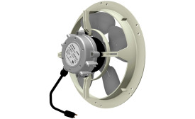 QM Power Inc.: Electric Fan Motor