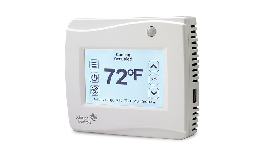 BRONZE WINNER Johnson Controls Inc. TEC3000 Smart Thermostat Controller www.johnsoncontrols.com