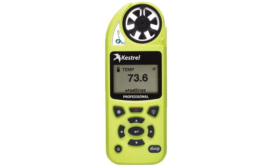 Kestrel® Weather Instruments: Weather Meter