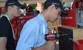 Seventy-five promising HVACR students put their skills to the test at the 52nd SkillsUSA National Leadership and Skills Conference June 22-23 in Louisville, Kentucky.