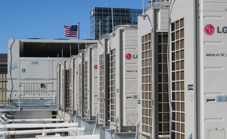 Hvac Industry Embracing Vrf Solutions 2016 08 01 Achrnews
