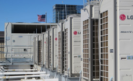 LG Electronics USA Inc. is seeing the most growth in VRF applications in multifamily residential buildings, hotels, and schools.
