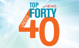 The NEWS Recognizes the Top 40 Under 40