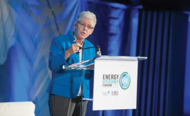 Gina McCarthy, administrator the of the U.S. Environmental Protection Agency (EPA), said that since EPA's Energy Star program launched in 1992, it has saved families and businesses $430 billion on their utility bills.
