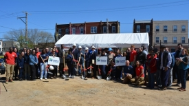 Peirce-Phelps Partners with Habitat for Humanity