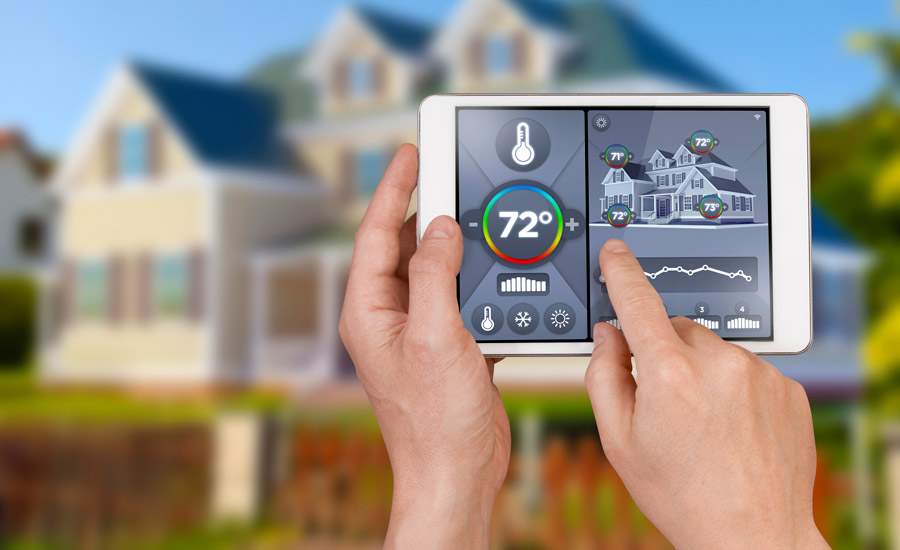 The Internet of Things (IoT) expands beyond just the realm of HVAC and is relevant to appliances and products throughout the entirety of a residential space.