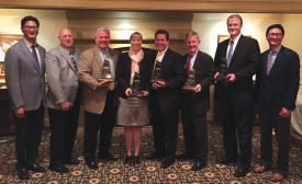 Gustave A. Larson Co. Honors PEAQ Partners